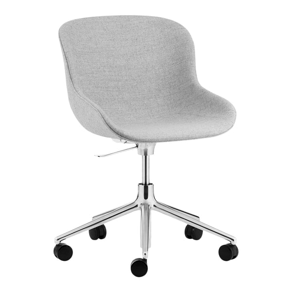 Hyg Chair - 5-Star Base w/ Gas Lift, Upholstered