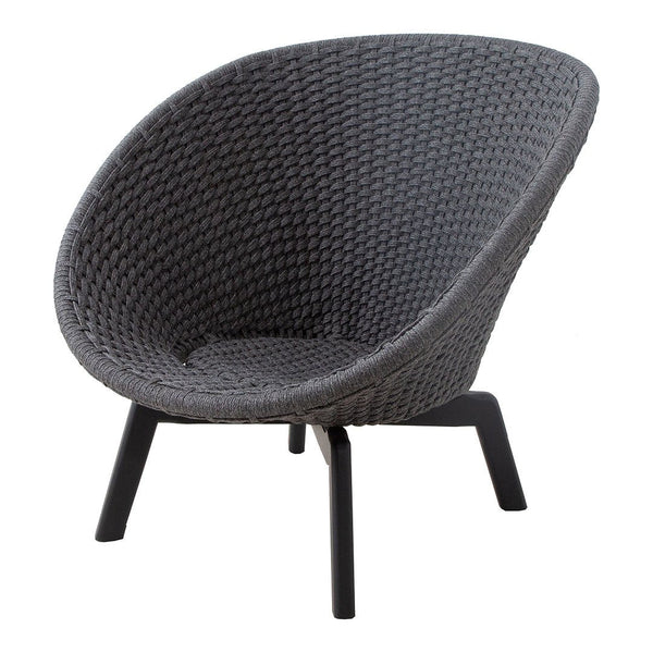 Peacock Lounge Chair - Indoor