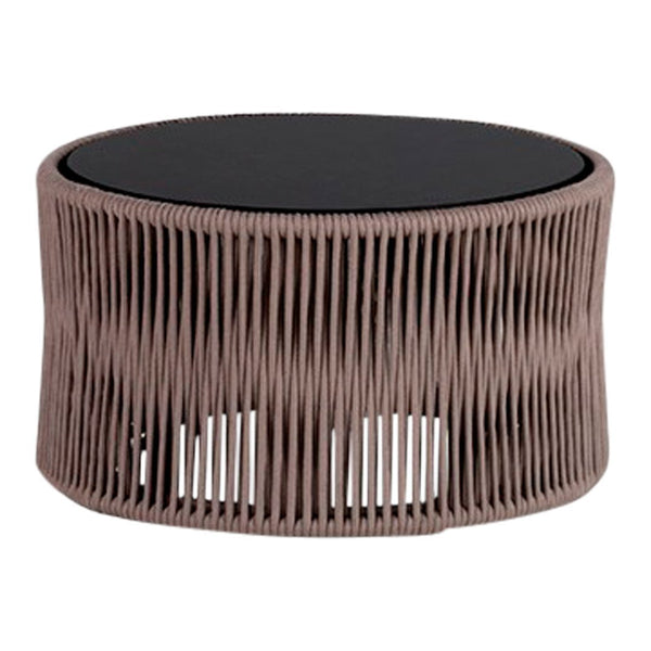 Weave Round Coffee Table
