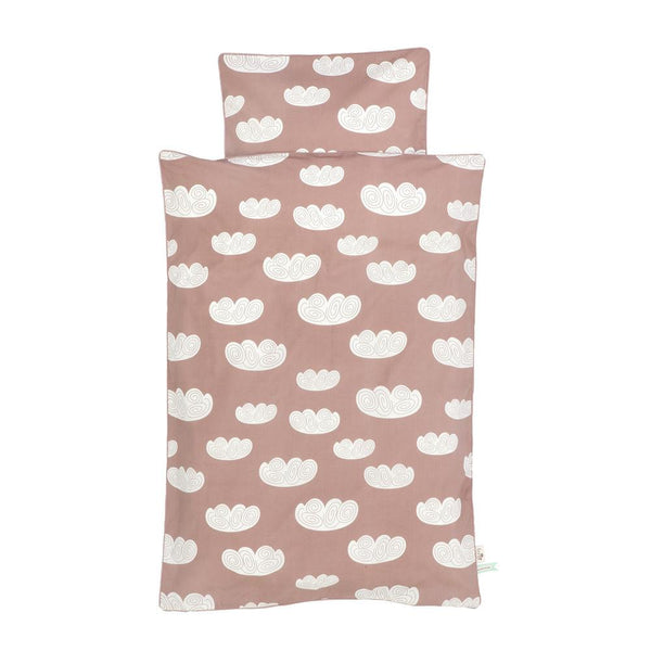 ferm LIVING Cloud Bedding - Adult, Rose