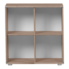 Classic Bookcase with 4 Compartments