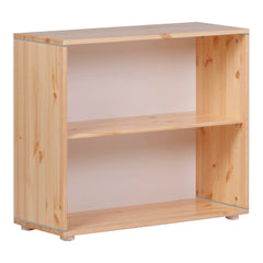 Classic Bookcase with 1 Shelf
