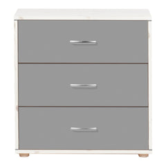 Classic Chest with 3 Drawers