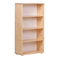 Classic Bookcase with 3 Shelves