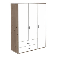 Classic Extra High Wardrobe - 3 Doors