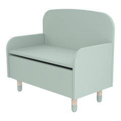 Play Storage Bench with Backrest