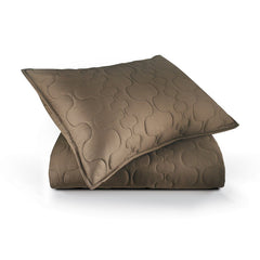 Spa in Natural King Shams (pair) - Outlet Item (Condition: Opened box)