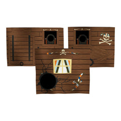 Pirate Play Curtain
