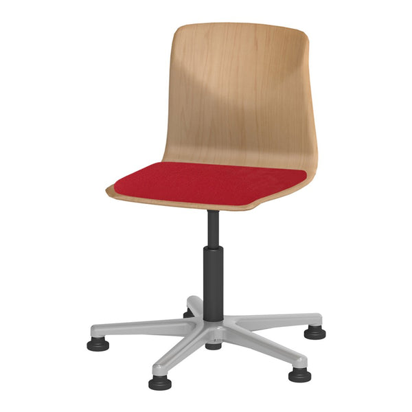 Pagholz® Series 72 Conference Chair w/ Gas Lift II - Upholstered
