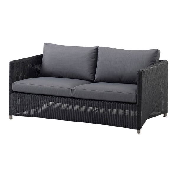 Diamond 2-Seater Outdoor Sofa