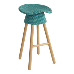Coiled Counter Stool