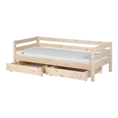 Classic Bed with 2 Drawers