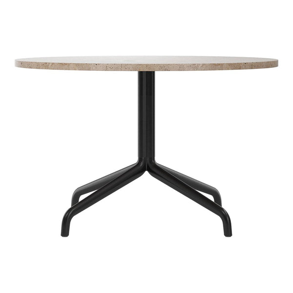 Harbour Column Lounge Table - Round - Star Base