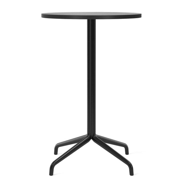 Harbour Column Counter Table - Round - Star Base