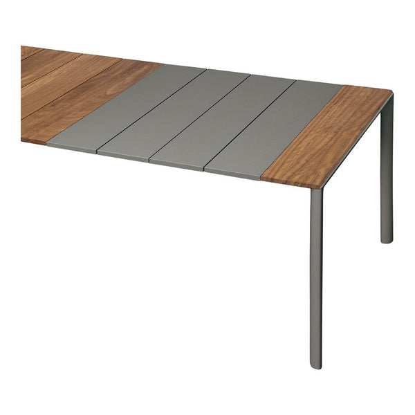Maki Slatted Table - Extendable