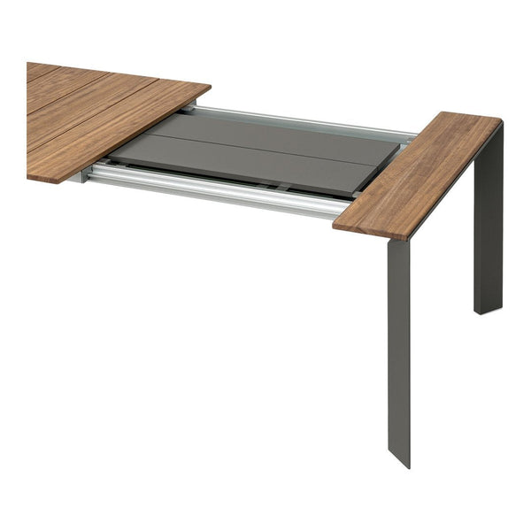 Nori Slatted Table - Extendable