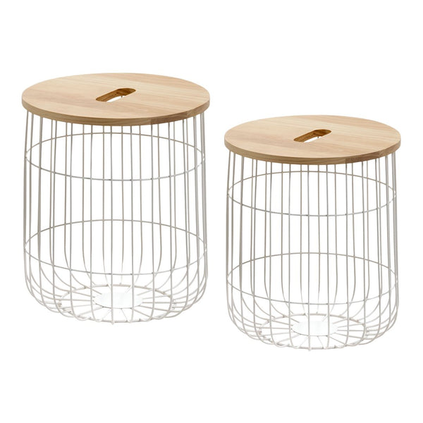 Maelle Side Tables - Set of 2