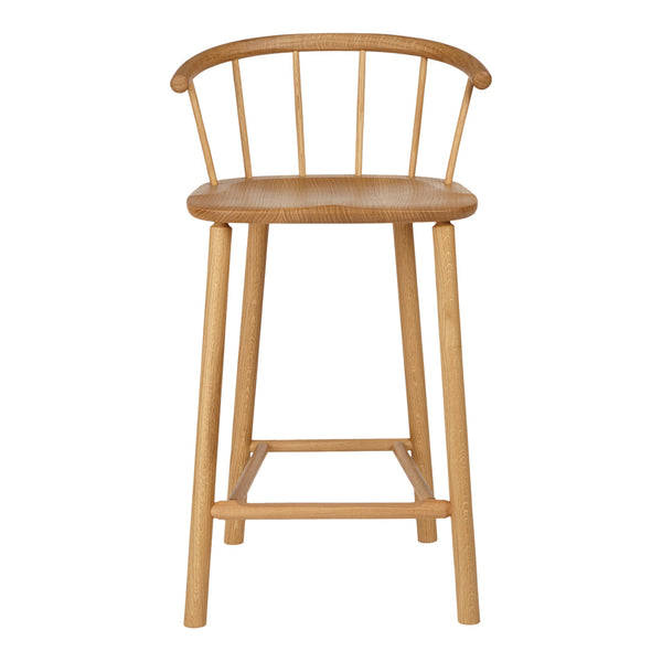 Hardy Bar Stool w/ Back