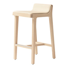 Emea Low Back Counter Stool - Seat Upholstered