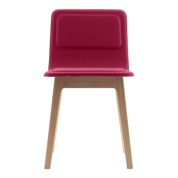 Laia Low Back Dining Chair - Fully Upholstered