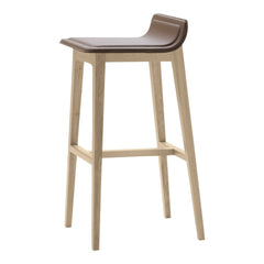 Laia Counter Stool Low Back - Seat Upholstered