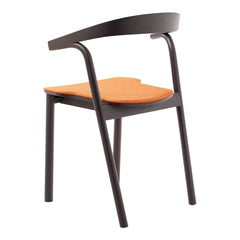 Makil Chair - Seat Upholstered