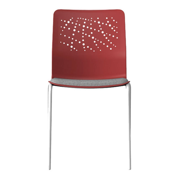 Urban Block 20 Stackable Side Chair - Seat Upholstered