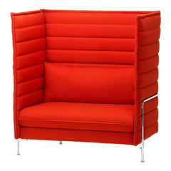 Alcove Highback Love Seat Sofa