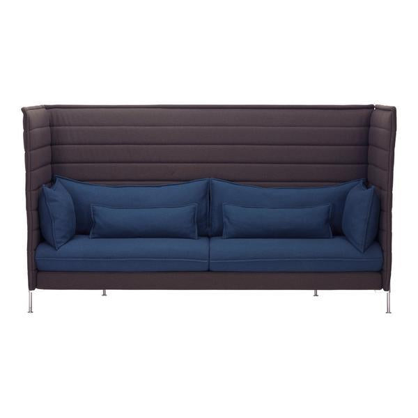 Alcove Highback Sofa - Three Seater
