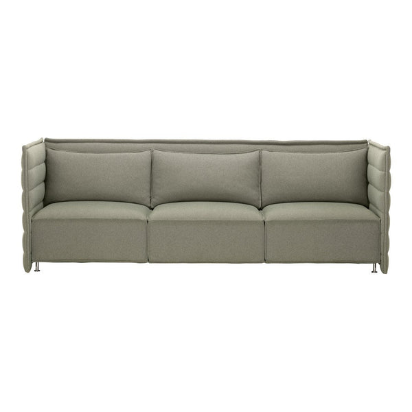 Alcove Plume Contract Sofa - Three Seater