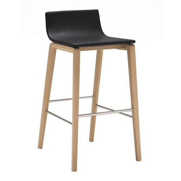 Lineal BQ0638 Bar Stool - Fully Upholstered