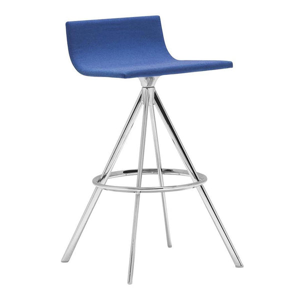 Lineal BQ0647 Counter Stool - Fully Upholstered