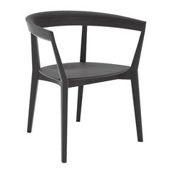 Andreu World Carola Wide Armchair