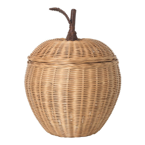 Apple Braided Storage Basket