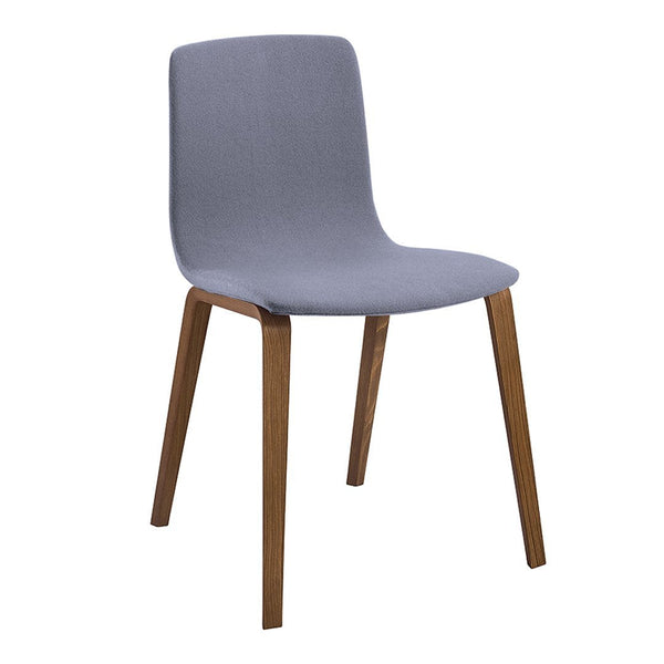 Aava Chair – Wood Base – Upholstered