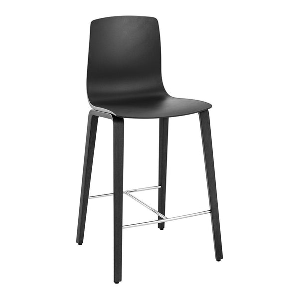 Aava Stool – Wood Base