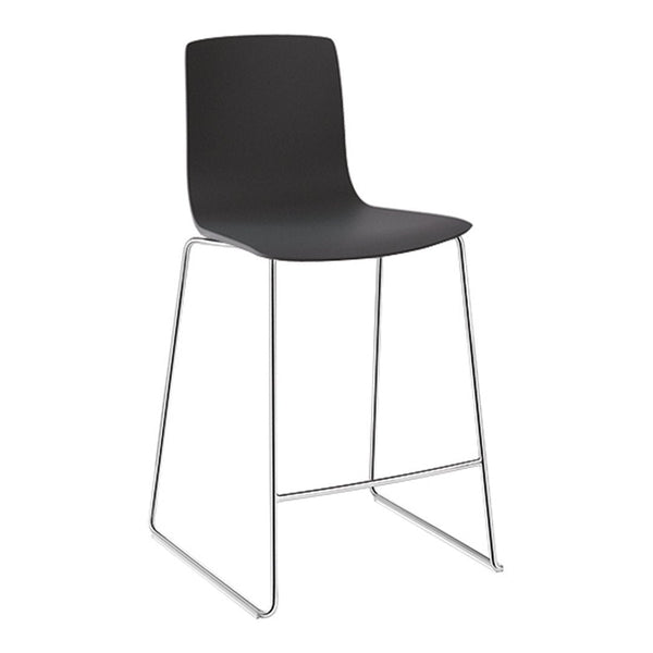 Aava Stool – Steel Base