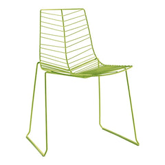 Leaf Stackable Sled Base Chair