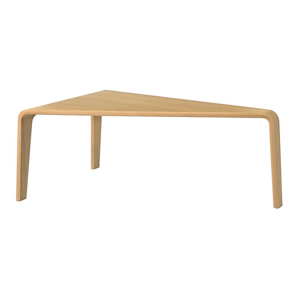 Ply H36 Low Table with Medium Top (Right-Hand)