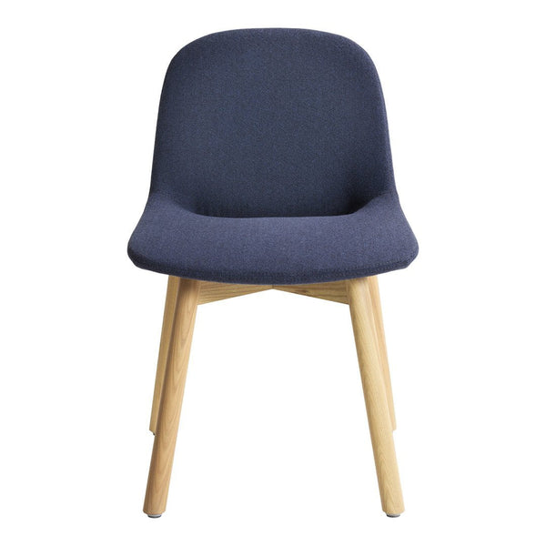 Beso Chair - 4 Legged, Wood Base