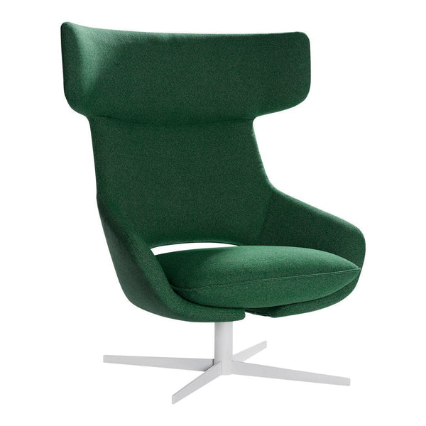 Kalm Lounge Chair - 4 Starred, Swivel Base