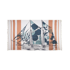 Dazzle Ship Banya Towel