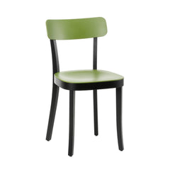 Vitra Basel Chair - Black Beech Base, Cactus