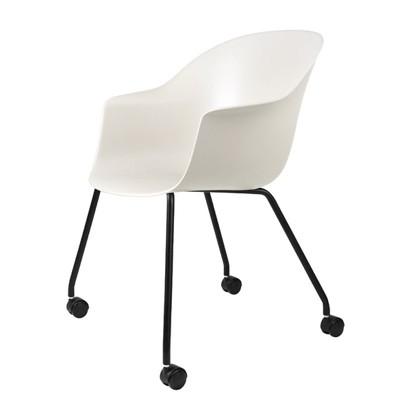 Bat Meeting Chair - 4-Legs w/ Castors