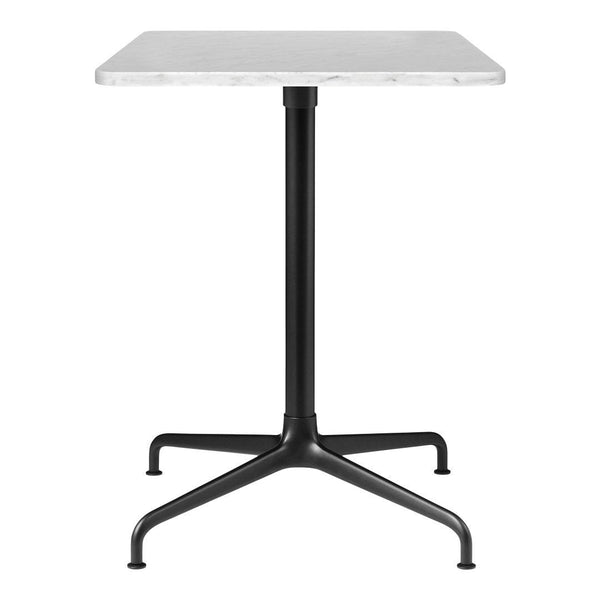 Beetle Dining Table - 4 Star Base - Square