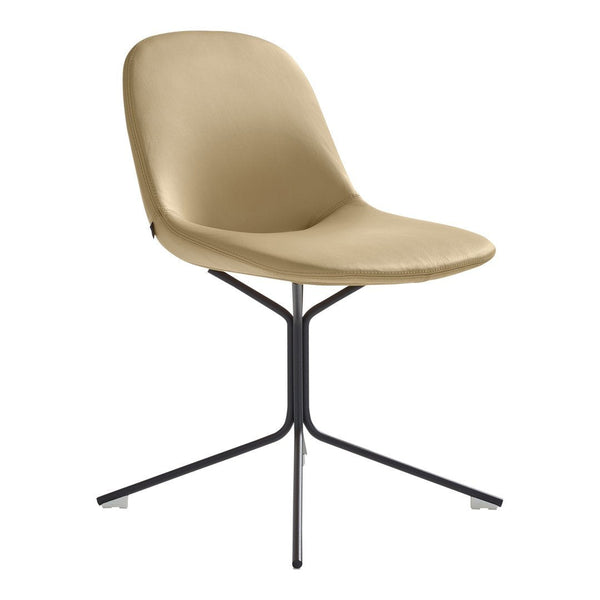 Beso Chair w/o Armrest - 4 Starred Base