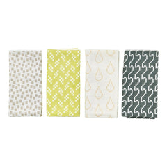 Bitmap Textiles Napkins (Set of 4)