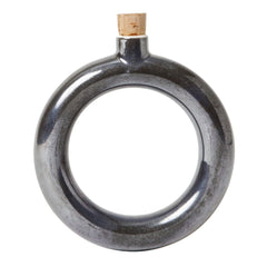 Object & Totem Bracelet Flask - Slate Chrome