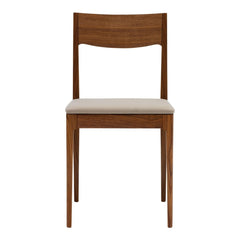 Calu Dining Chair - Close Upholstered