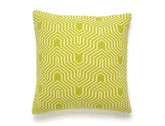 Darzzi Akaar Pillow - Green/ Natural